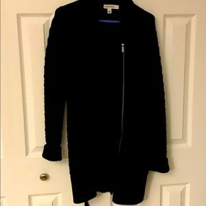 Calvin Klein long cable sweater